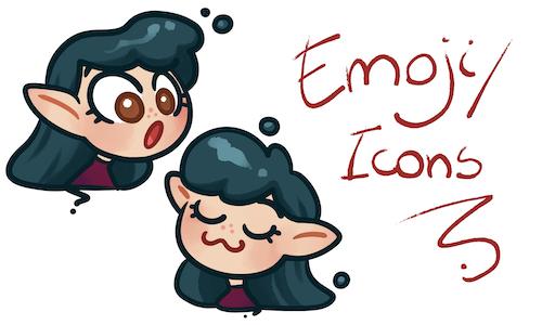 Emoji / Icons
