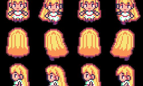 (Pixel) Small Sprites [1]