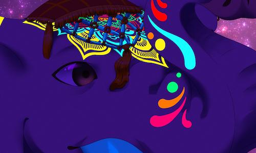 Blacklight Avatar