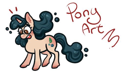Pony Art