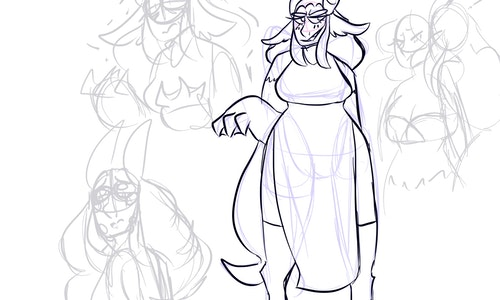 doodles/sketches