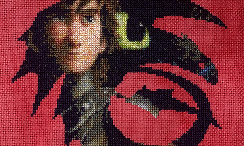 [FREE PATTERN] Toothless and Hiccup