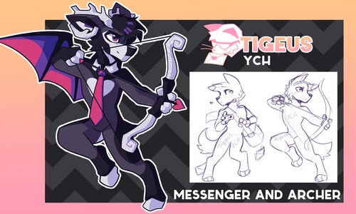 Messenger/Archer YCHs