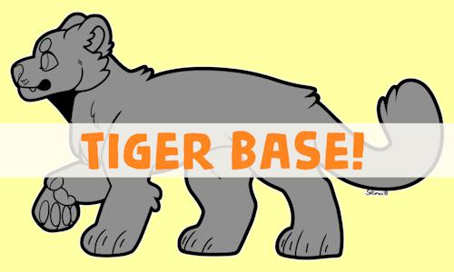 Feral Tiger Base (2018)