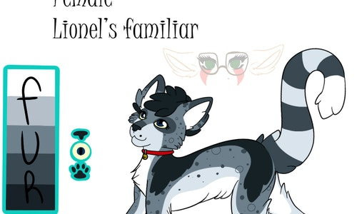 Feral Reference Sheet